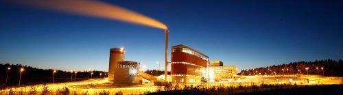 תחנות כוח ומרכזי אנרגיה
